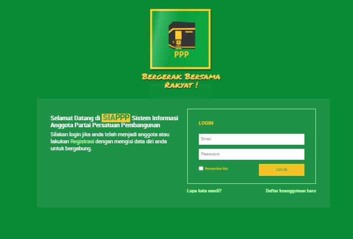 Website siappp.com