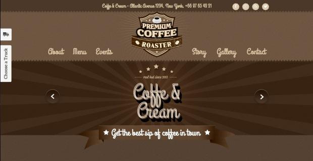 9 Desain Website Restaurant, Keren, Unik dan Kreatif