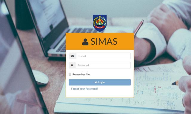 SIMAS - Sistem Informasi Masyarakat Miskin